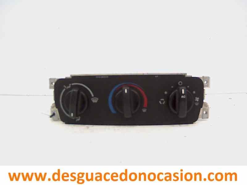 MANDO CALEFACCION /  AIRE ACONDICIONADO