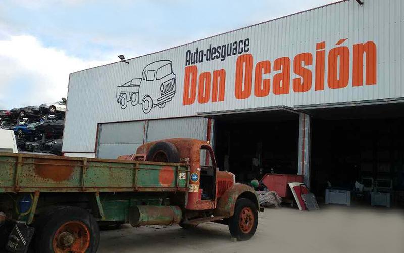 Detalle de la pieza | Auto Desguace Don Ocasión