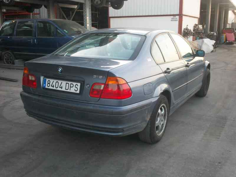 Bmw Serie 3 Berlina E46 1998 Donocasion Es