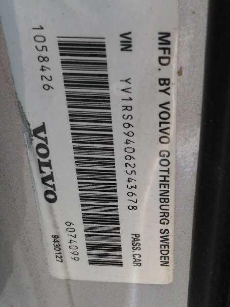 VOLVO S60 BERLINA 2000